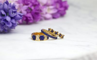September is the Blue Month: The Blue Sapphire That Is!